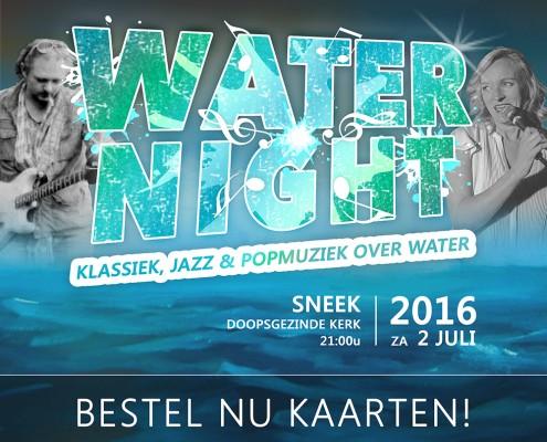 Banner - Water Night - nieuw - 1000